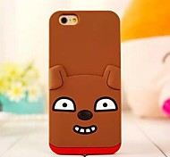 Cartoon-Muster Soft Cover für iPhone 6