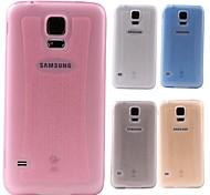 Eimo Slim Silizium Hülle mit Transparenz&bling für Samsung Galaxy s5 (verschiedene Farben)