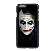 JOKER Design Aluminum Hard Case for iPhone 6 Plus