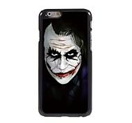 JOKER Design Aluminum Hard Case for iPhone 6