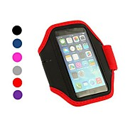 Gym Running Sport Armband Waterproof Case for iPhone 6 (Assorted Colors)