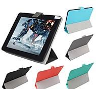 super sottile basamento originale cuoio dell'unità di elaborazione protegge la copertura di caso tablet per un tablet pc onda V975 / v975m