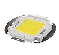 100W 9000lm 6000k cool white LED-Chip (30-35v)