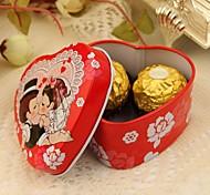 KISS Tinplate Box Condy Box--Set of 12