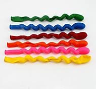 100 pcs balão helicoidal (cor aleatória)