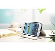Fashion® edlen PU-lederne Mappe Tasche für Samsung Galaxy i9082 (Farbe sortiert)