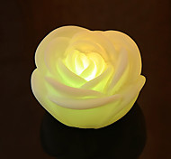 Rose Rotocast Color-changing Night Light