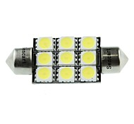 Festoon Car White 6500-7000 Reading Light Door lamp