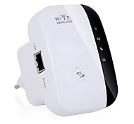 Reallink ® New Upgrade Wireless-N Wifi Repeater 802.11N/G/B Network Router Range Expander Signal Booster 300Mbps