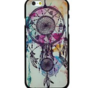 Painting Aeolian Bells Pattern Pattern PC Hard Back Cover Case for iPhone 6