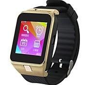 "IK-M6 Quad-band GSM Smart Watch Phone w/ 1.54"" Sreen, Bluetooth, Pedometer, Remote Camera"