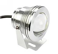 merdia mazorca 1SMD llevó 10w 600lm 6000k luz blanca luz de niebla / bulbo del punto / luz intermitente natural para motocicleta (12v)