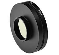 adaptador + 52mm CPL + tapa de la lente accesorios para GoPro héroe 3 + / 3