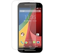 Dengpin® Ultra Clear Explosion Proof Tempered Glass Screen Protector Film for Motorola MOTO G2 Moto G (2nd Generation)
