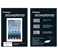 Pandaoo High Transparent Screen Protector with Cleaning Cloth for iPad Air 2