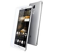 professionelle hohe Transparenz lcd kristallklare Displayschutzfolie mit Reinigungstuch für Huawei Kollege 7