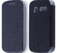 High Quality PU Leather Flip Case for Alcatel One Touch Pop C1 (Assorted Colors)