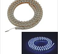 carking ™ PVC-120cm flexible wasserdichte LED-Lichtleiste für Autos / Motorräder