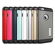 vormor® Slim Fit двойной слой защитный чехол с функцией кик-подставка для iPhone 6 Plus (5,5) (ассорти цветов)