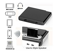 ricevitore audio musica Bluetooth A2DP wireless adapter Bose SoundDock 30-pin ipod ipad iphone
