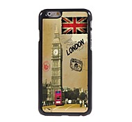 Sights of London Design Aluminum Hard Case for iPhone 6 Plus