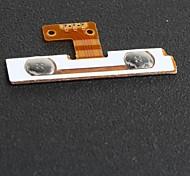 botão de volume lateral substituição de cabos flex para samsung s5830 s5830i