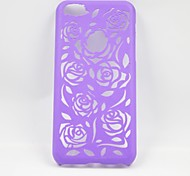 Hollow Rose Mobile Phone Case for iPhone 5C (Assorted Colors)