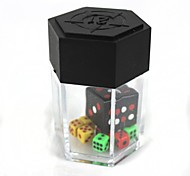 Instant Disappeared Big Dice Magic Props