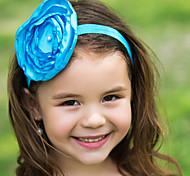 fiore copricapo poliestere ragazza di fiore bambini '