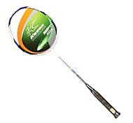 kason 4u blanco&de fibra de carbono azul 1080 la raqueta de bádminton (fype100-1)
