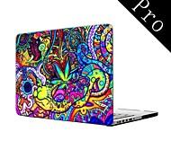 """bunte Muster Ganzkörper-Kunststoffschutzhülle für MacBook Pro 13 """"/ 15"""" (non-Retina)"""
