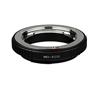 MD-EOS Lens Mount Adapter Minolta MD MC Rokkor to Canon EOS 1D 1DS Mark II III IV 5D 40D DSLR Camera