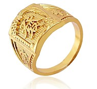 Chinese Characters Meaning Fortune Gold Rings