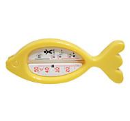 termómetro para uso doméstico en forma de pez al azar colores G726 (10 ~ 50 ℃)