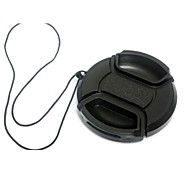 Dengpin® 40.5mm Camera Lens Cap for Pentax Q Q7 Q10 with 5-15mm 40.5mm Lens Camera + a Holder Leash Rope
