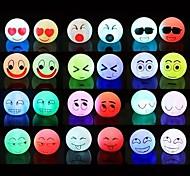 coway coloré veilleuse conduit expressif (de couleurs assorties)
