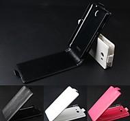 vendita calda cassa di cuoio dell'unità di elaborazione del cuoio di vibrazione 100% per Coolpad 5891 (colori assortiti)