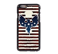 Eagle Design Aluminum Hard Case for iPhone 6