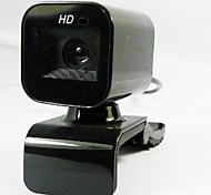 5.0MP HD Webcam with Retractable Cable