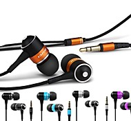 Awei-Q3 High Quality Hi-Fi 3.5mm In-Ear Earphones for iphone6/6plus (Assorted Colors)