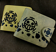 One Piece Trafalgar Law PU Leather Wallet