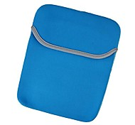 "Protective Neoprene Inner Bag Pouch for iPad mini 3, iPad mini 2, iPad mini 7""  Blue  Grey"