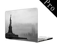 """Freiheitsstatue Vintage-Fotografie Design Ganzkörper-Kunststoffschutzhülle für MacBook Pro 13 """"/ 15"""" (non-Retina)"""