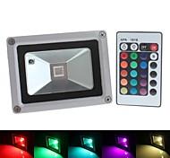 Projecteurs/Lampe LED de Scène Décorative RGB 10 W 1 LED Intégrée 900 LM K AC 85-265/AC 100-240 V