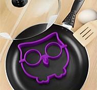 Mold DIY For Pour Egg Plastique Acier Inoxydable Creative Kitchen Gadget