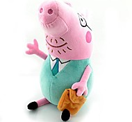 Peppa Pig Grandpa Stuffed Toy Plush Doll