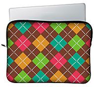 "huado® 13 ""15"" h44266 Farbverlauf Diamant-Muster Laptop-Tasche"