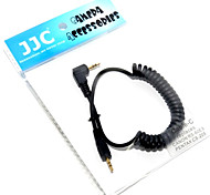 JJC Cable-C Shutter Release Cable Replaces for canon RS-60E/Pentax CS-205
