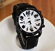 Men's High Quality Fashion Silicone Watches (Assorted Colors)