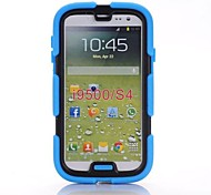 Waterproof Tough Defender Series Rugged Impact Full Body Case with Detachable Clip  for Galaxy S4(Assorted Colors)